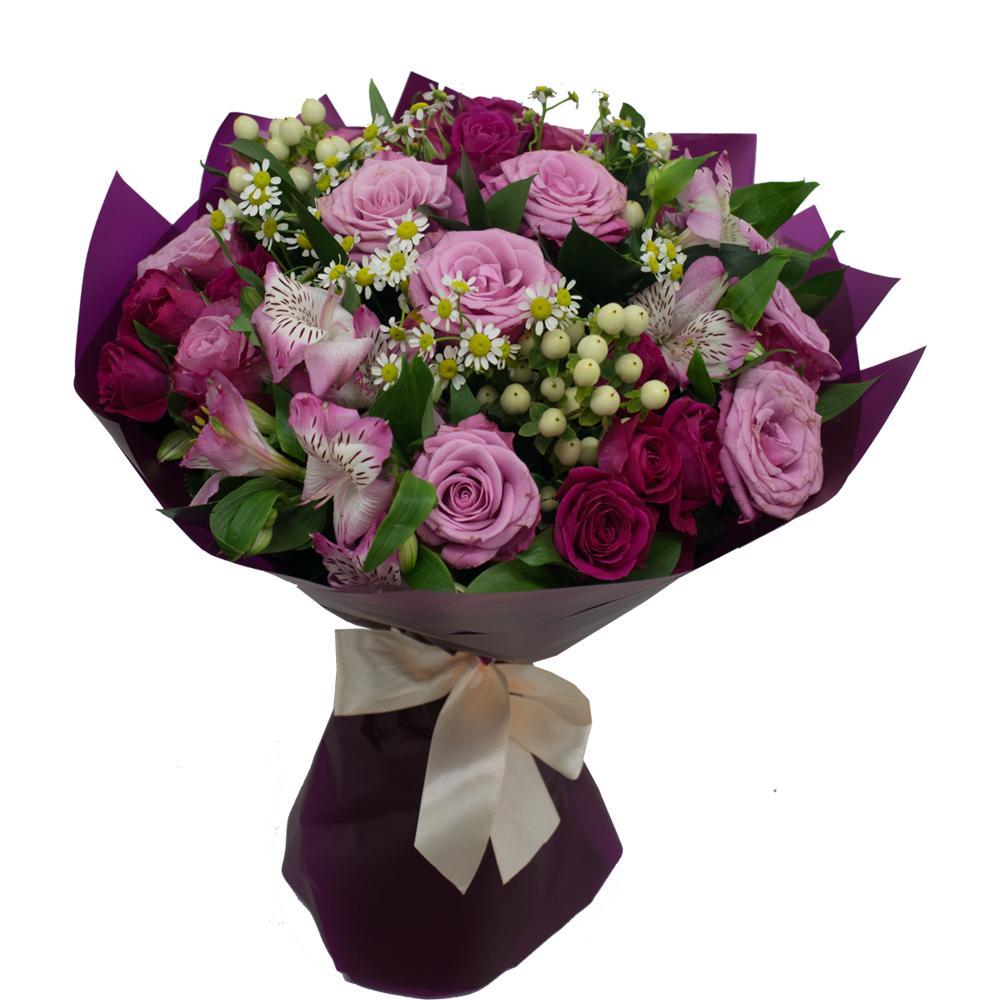 Букеты, букеты роз тюмень
