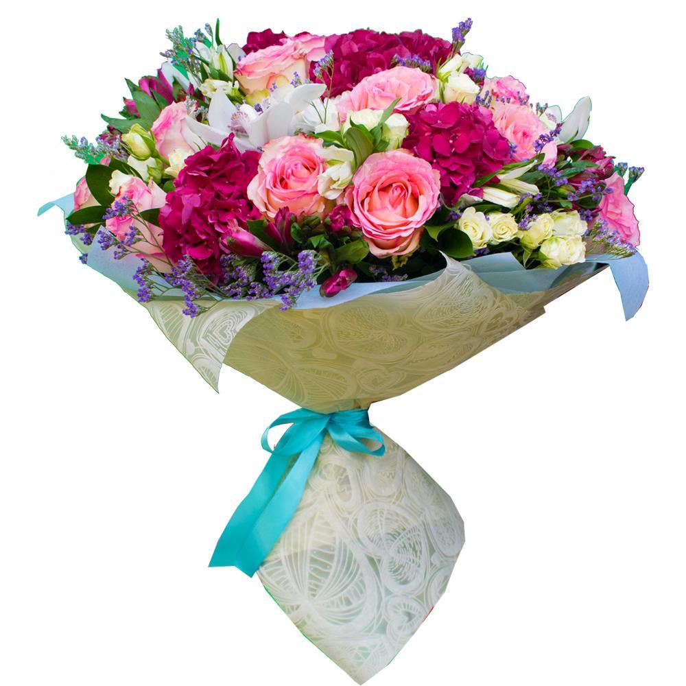 Магазин цветов, цветы на заказ с доставкой в тюмени
